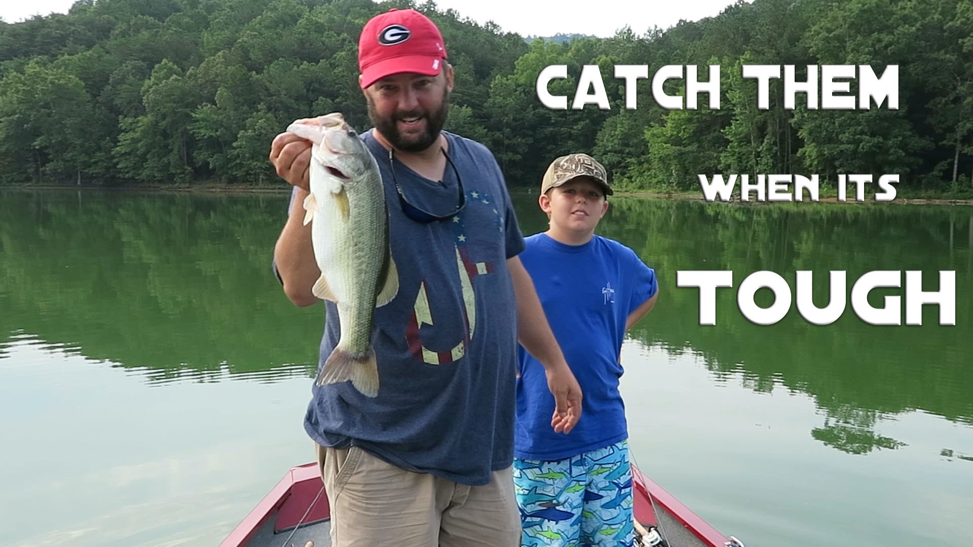 Bass Fishing — Can't Get a Bite? Here's Three Ways To Catch Them