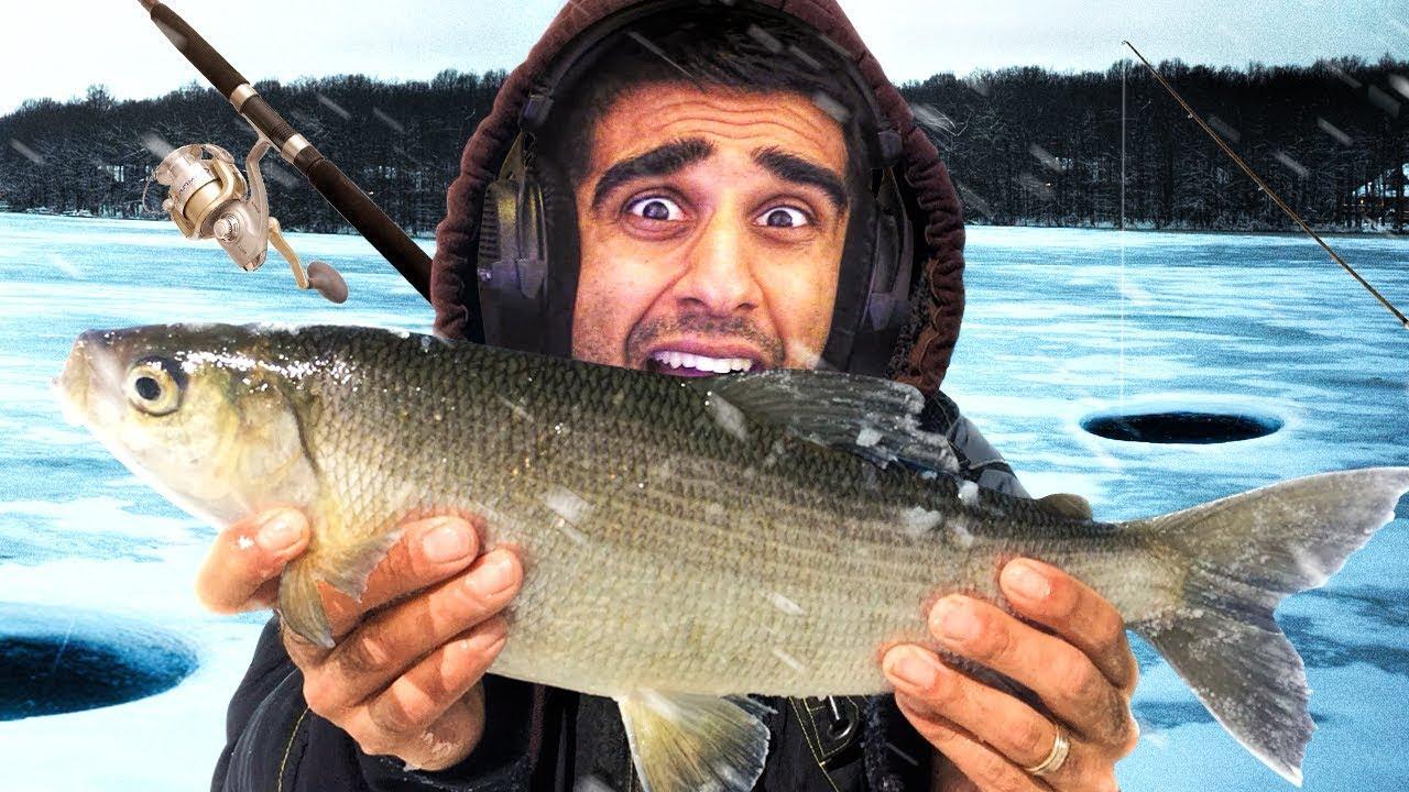 ICE FISHING! — Ultimate Fishing Simulator