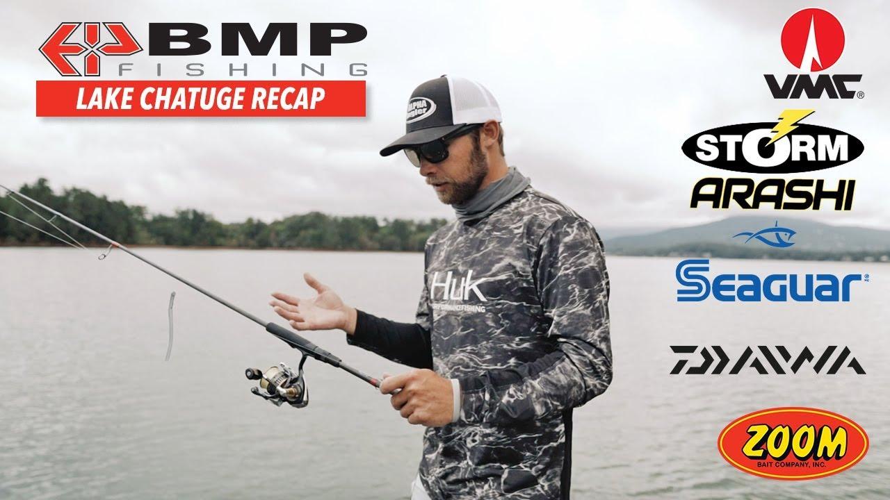 BMP Fishing: Tournament Recap   Chatuge Lake